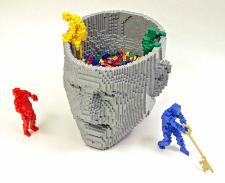 картинки что можно сделать из лего