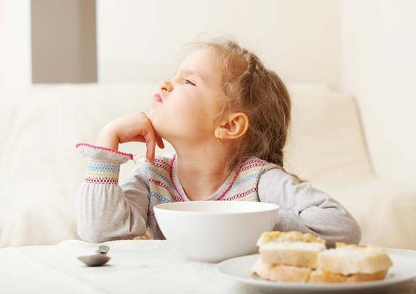 ребенок худеет причины