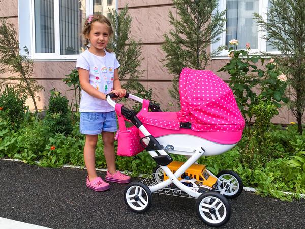 купить коляску для кукол в интернет магазине