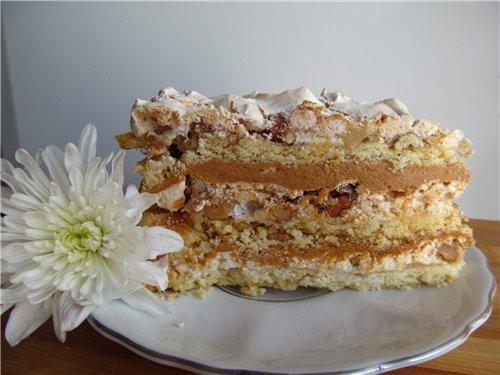 торт мария фото рецепт