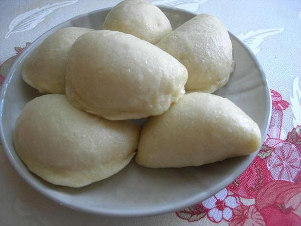 Рецепт вареники на кефире с фото