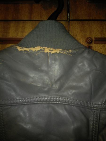 Ремонт воротника куртки из кожзаменителя своими руками 99