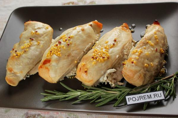 Филе курицы в духовке рецепты с фото