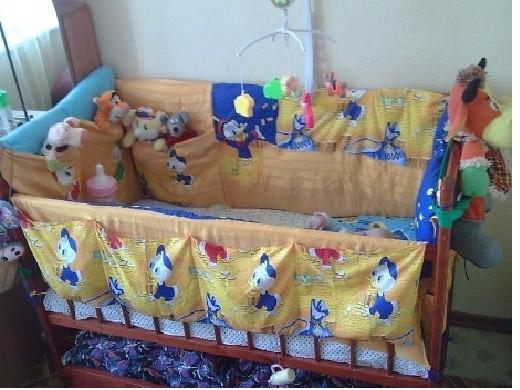 Как отреставрировать детскую кроватку своими руками