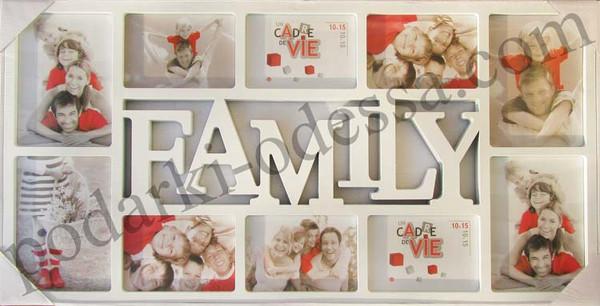 Рамки для семейного своим руками