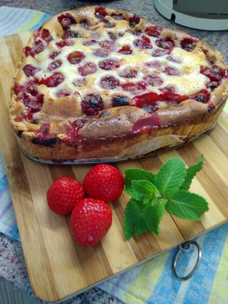Торт-суфле – рецепт новые фото