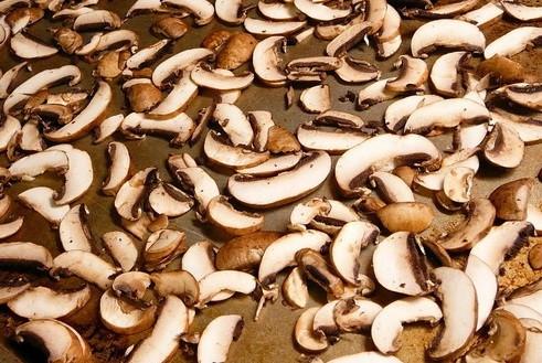 Я сушила білі та польські гриби. Чи можна сушити рижики 511d60730d928