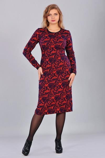 c6049b2b1d1 Шикарное теплое платье