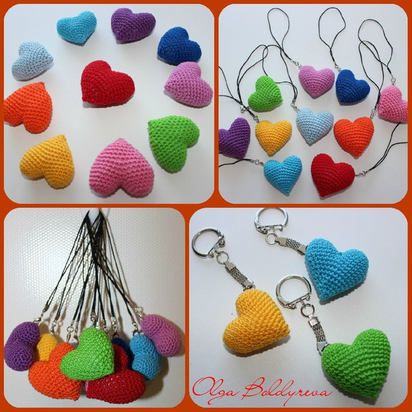 сердечки крючком вязание для всех 14201925 кашалот