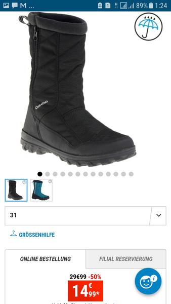 14e595ea2 Детские непромакаемые зимние сапоги размеры 30-38. Комфортная носка при  температуре -5 -10°. Цена всего 14,99€ вместо 29,99€!