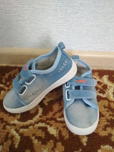 827a353b Продам джинсовые кеды для мальчика, Барахолка. Детская обувь для мальчиков  - 15782641 - Кашалот