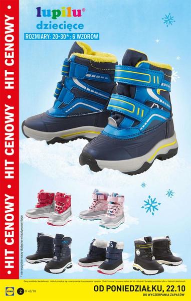 Улюблені Lupilu та Pepperts представляє нову колекцію зимого взуття для  дітей від 20-37рр від 44.99 зл!! 83467c5a47add