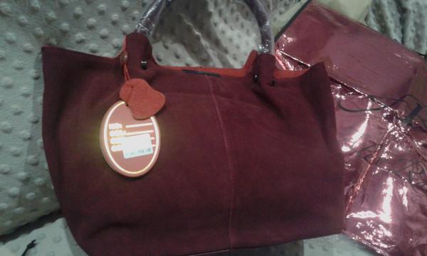 a6b6bca88153 Продам новую кожаную сумку, Пролеты - 20104231 - Кашалот