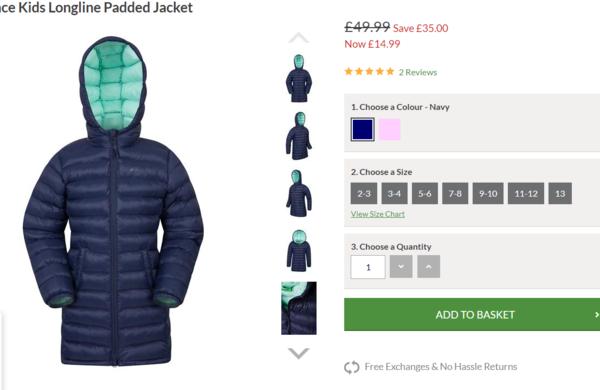 b5c04ba2 ... https://www.mountainwarehouse.com/traverse-kids-printed-ski-jacket -p16816.aspx/blue/ Зима ...