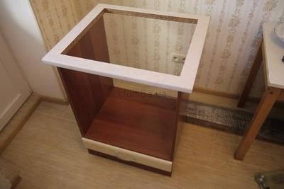 Стол под варочную панель