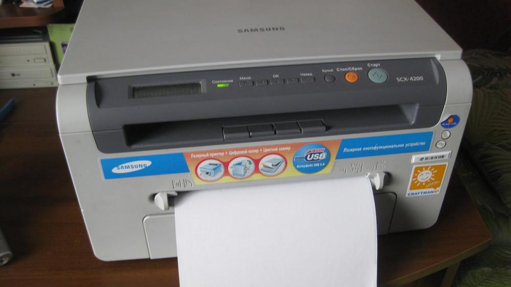 Ремонт принтера самсунг 4220 своими руками