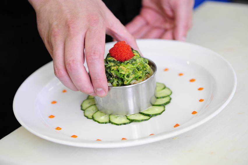 Как сделать кольцо для салата своими руками 71